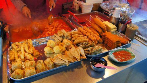 Du lịch Hàn Quốc - Những món ăn đặc trưng