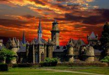 tour đức - Lâu đài Kassel nằm phía Bắc, nước Đức