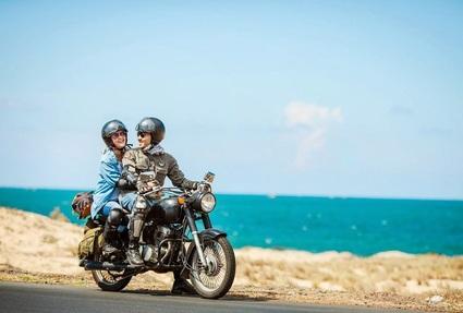 Đi phượt Hạ Long bằng xe máy